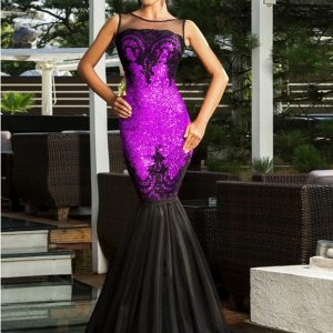 Long Fitted Prom Dresses